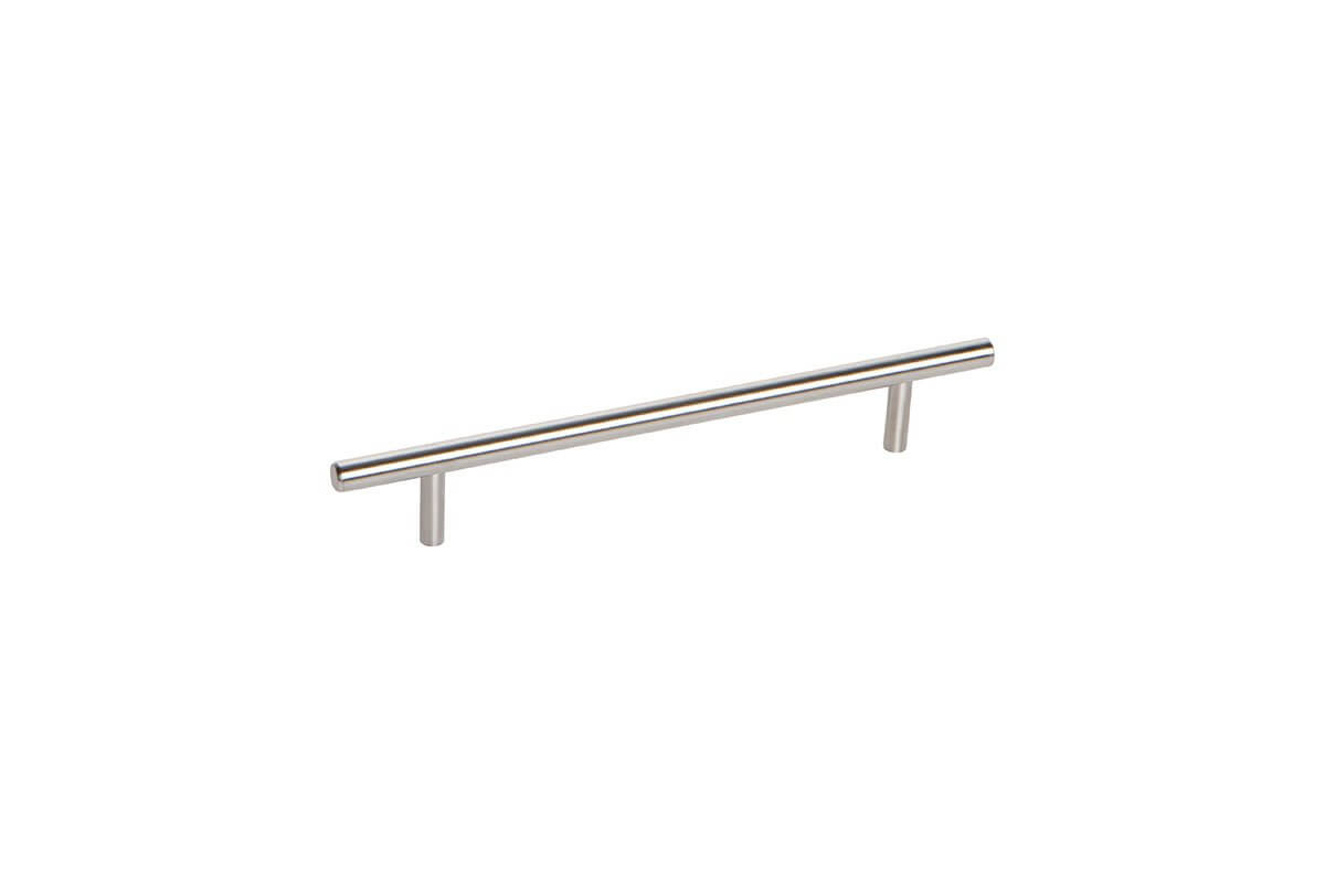 DP55C-SSS (Satin Stainless Steel) Mockett Drawer Pull Cabinet Hardware Handle