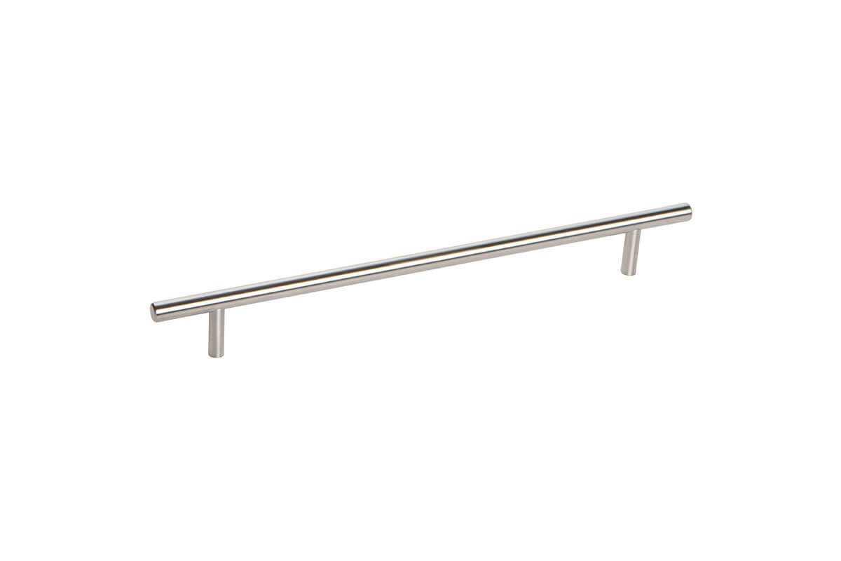 DP55E-SSS (Satin Stainless Steel) Mockett Drawer Pull Cabinet Hardware Handle
