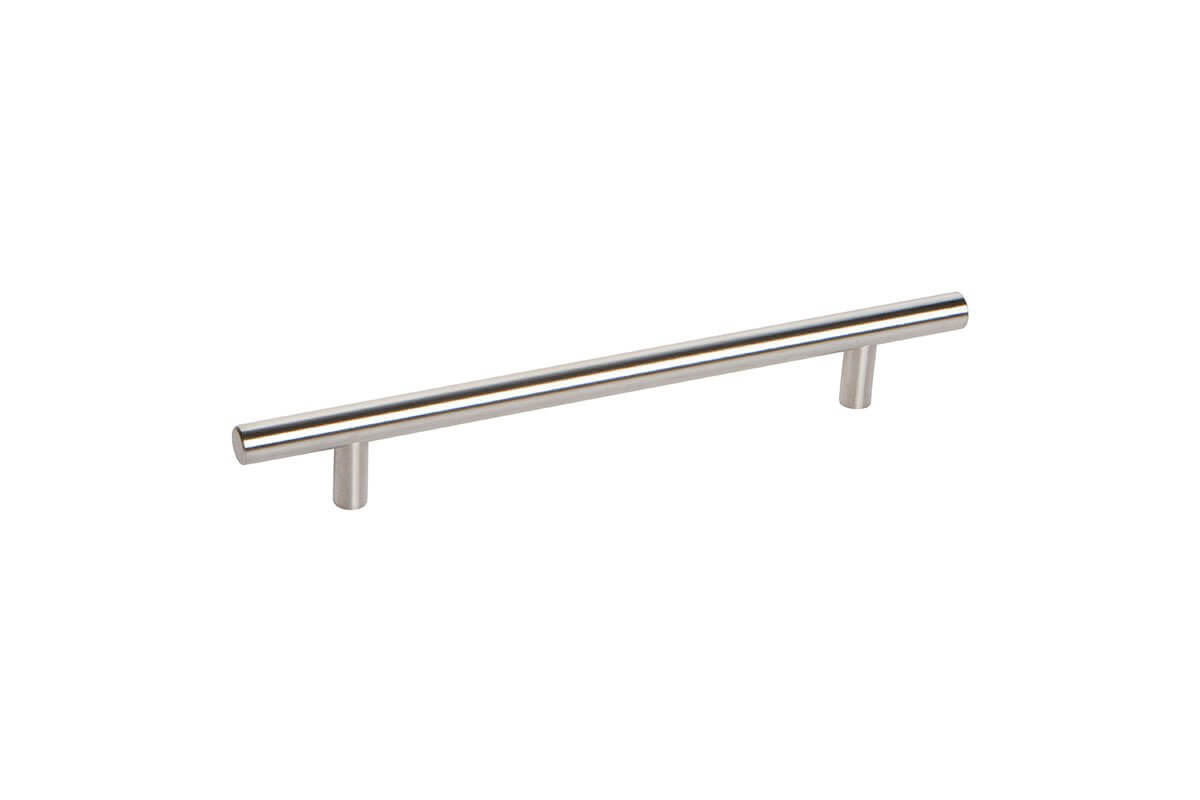 DP56A-SSS (Satin Stainless Steel) Mockett Drawer Pull Cabinet Hardware Handle