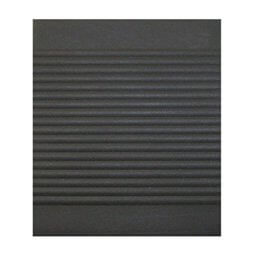 4' Rubber Cover - Black/Brown
