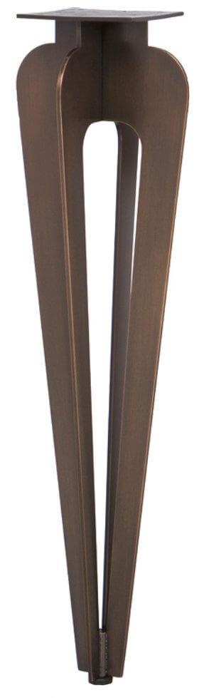 TL63 Mockett Table Leg Metal Furniture Leg Dining Bar Desk Height