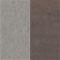 Metallic Silver/Mahogany (23S/89)